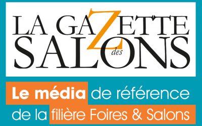 INTERVIEW – LA GAZETTE DES SALONS