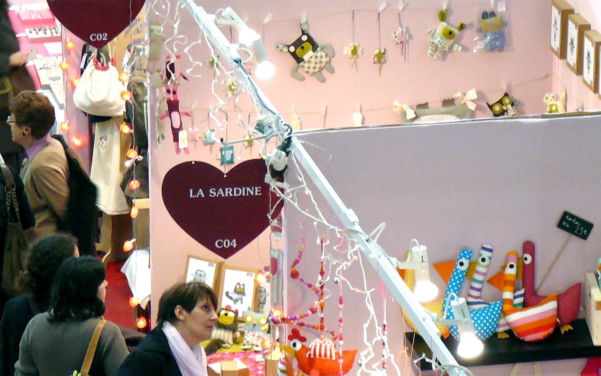 SALON MARIE-CLAIRE IDÉES – PARIS  France Événements Services