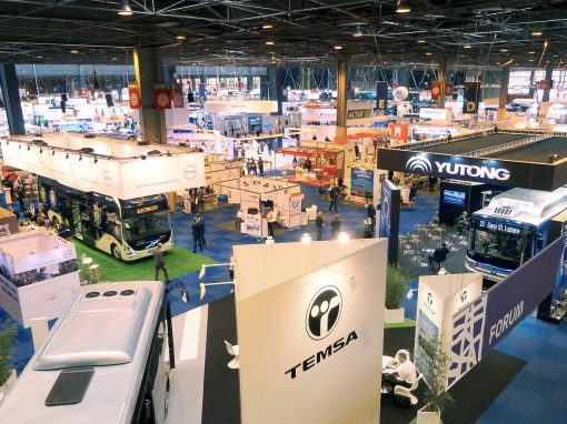 SALON DES TRANSPORTS PUBLICS – PARIS